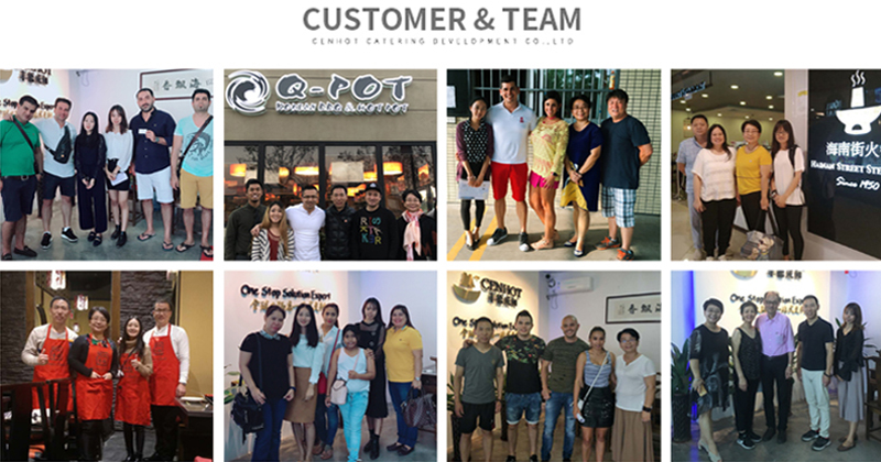 CENHOT CUSTOMERS WORLDWIDE