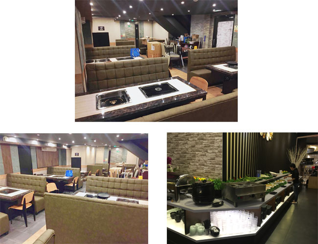 CENHOT Hot Pot And BBQ Restaurant Project In United Kingdom 2018