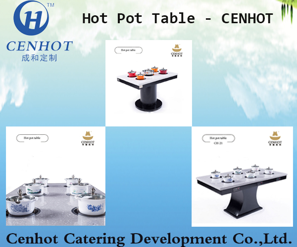Advantages of Induction Cooker Hot Pot Table