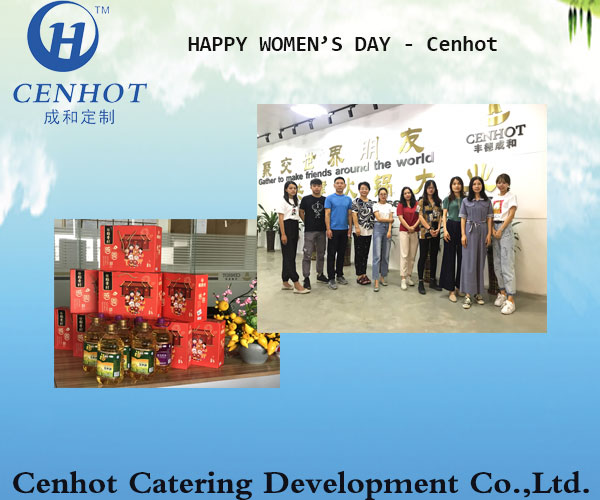 HAPPY WOMEN'S DAY FROM CENHOT