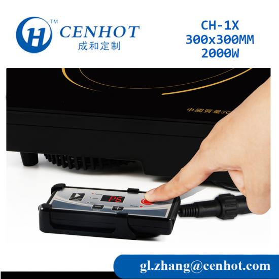Hot Sale Hot Pot Induction Cooker Built-in Table Suppliers - CENHOT