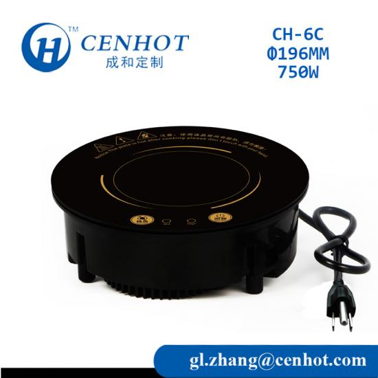 Shabu Shabu Hotpot Induction Cooker Built- in For Restaurant Supplier - CENHOT