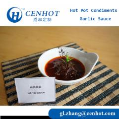 Spicy Garlic Sauce Material For Hot Pot Supply China - CENHOT