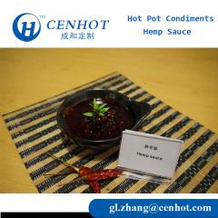 Spicy Hot Pot Seasoning Hemp Sauce Manufacture China - CENHOT