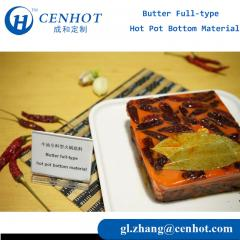 Chinese Spicy Butter Full-type Hot Pot Bottom Material Manufacturers - CENHOT