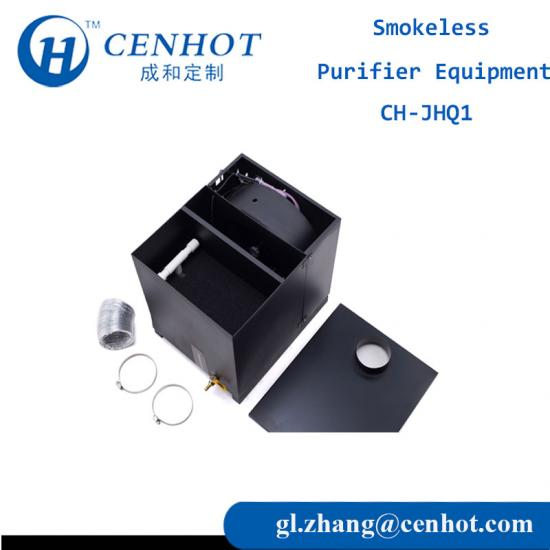 Smokeless Hot Pot & BBQ Equipment Smokeless Purifier Suppliers China - CENHOT