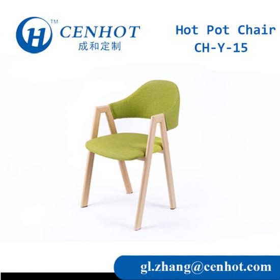 Hot Pot Restaurant Chairs Seating Furniture Suppliers China - CENHOT