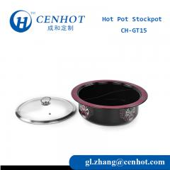 Chinese Hot Pot Cookware Enamel For Restaurant Manufactures - CENHOT