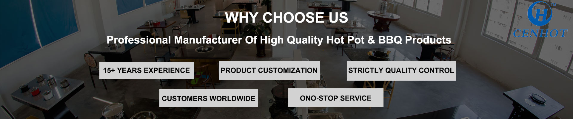 why choose CENHOT